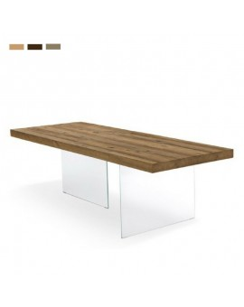 Air Wildwood - Table with wooden top