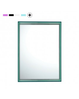 Only Me - Rectangular mirror with PMMA frame